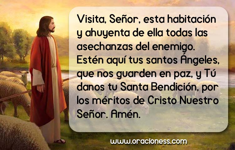 Oración para un buen sueño