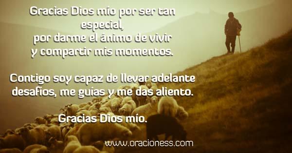Oración de la mañana ánimo de vivir