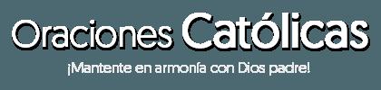 Logo Oraciones Católicas