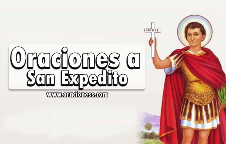 Oraciones a San Expedito