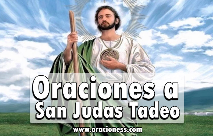 oraciones a san judas tadeo