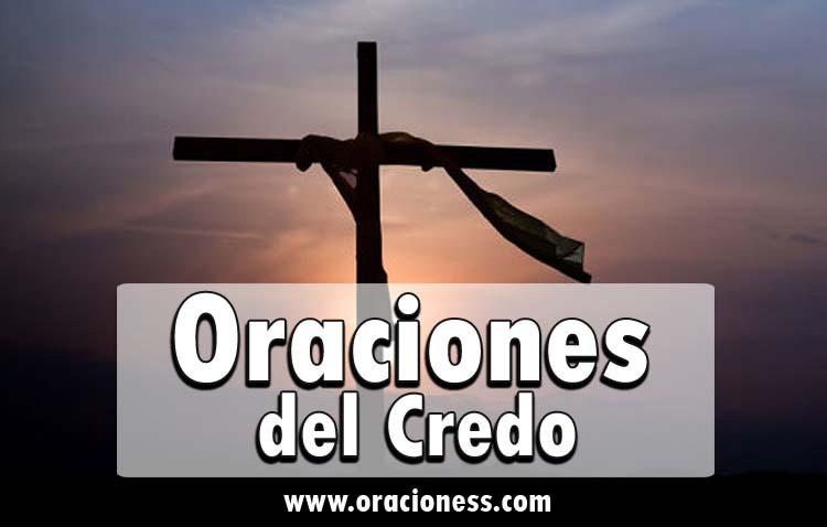 Oraciones del Credo
