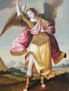 Arcángel Zadquiel
