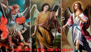Oraciones Arcangeles