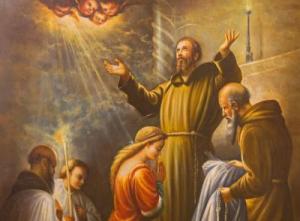Oración a San Francisco de Asis creada por Juan Pablo II
