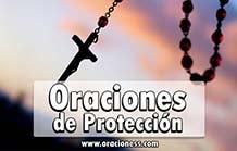 Oraciones de Protección