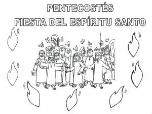 frutos del espiritu santo para colorear 1